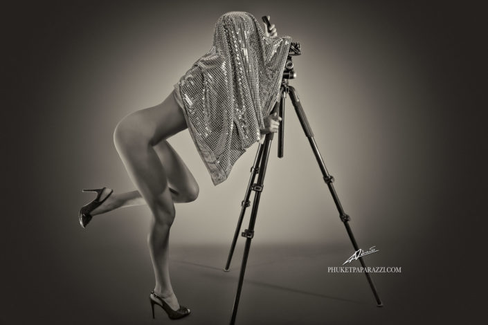 Nude photography woman photographer.