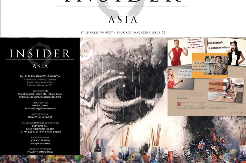 INSIDER ASIA Magazine 58