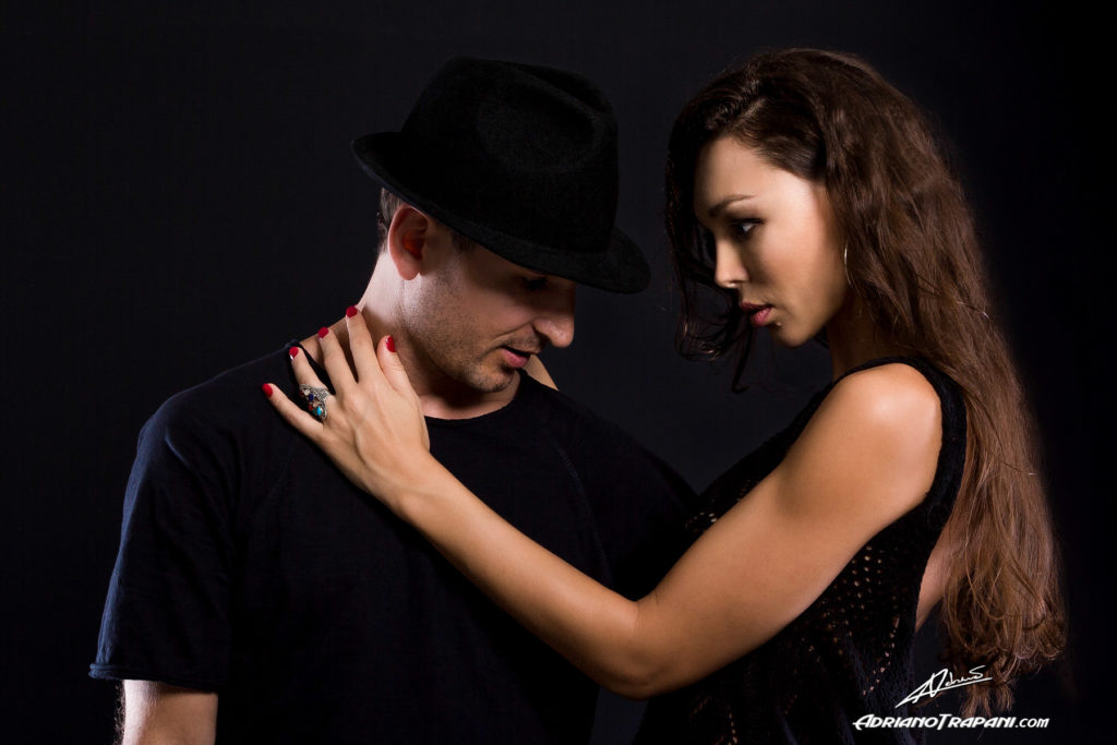 Top Studio photography for couples - photographer Adriano Trapani NS59