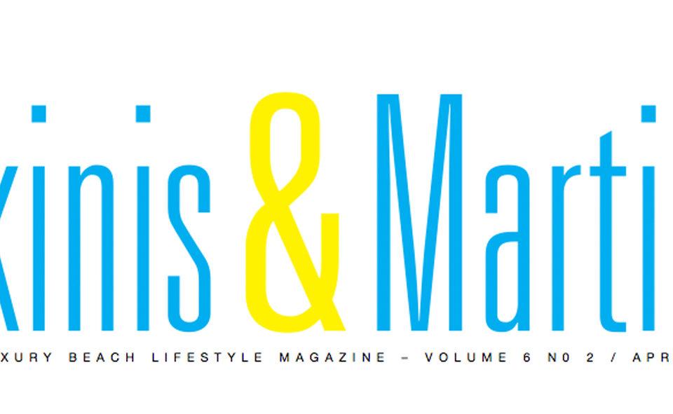 Bikinis & Martinis magazine 6/2